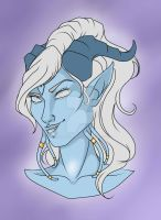 Practice: Draenei / Colour by FayeOlivia