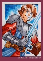 PSC - Anakin Skywalker by aimo
