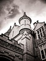Balmoral Castle _Horror Remix_ by slcrawford
