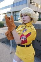 Eurobeat King- AUSA- Seras 11 by DustbunnyCosplay