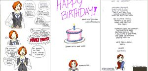 Whooligans BDAY Card by JesIdres