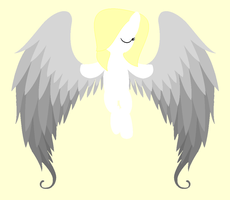 Mlp: An angel of light by RainbowRedPony123