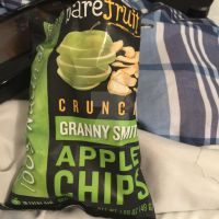Granny Smith Apple Chips by Shadowprower30