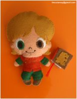.:Tyrion Lannister:. felt plushie by SaMtRoNiKa