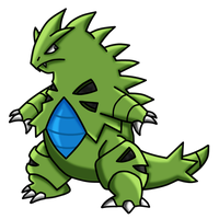 Tyranitar by LightningRod728