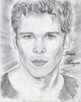 Joseph Morgan by MeryHeartless