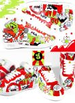 Mad Scientist Sneaker by Bobsmade