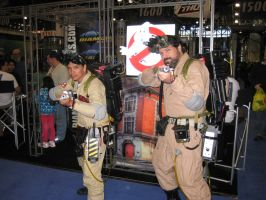 Ghostbusters by Mew-Suika-Chi