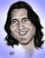 Scott Stapp by ccobb1234