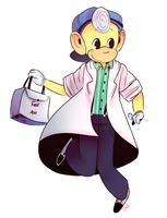 Doctor Has Arrived by Papercut-Cranes