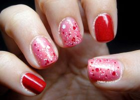 Valentine's Day with Spellbound Nails! by Cowboy-Slightly