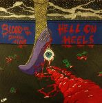 BOTDF Hell On Heels Album Cover Painting by bewitchedgirl