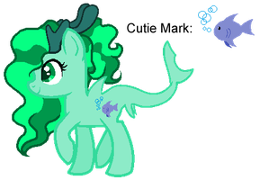 MLP:Custom Pony for hazelwolfamallark by kiananuva12