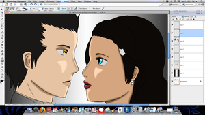 Zutara Week 2010- AU WIP by XtremeZee