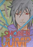 Naruto Cover Fan Art Contest 2014 by serenaleroux