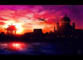 Speed Painting 004 by gndagnor