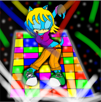 Solo on the Dance Floor by UltimateEbil