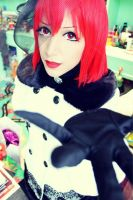 Black Butler Madam Red 1940's by CosPlayJG