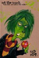 The Grinch by halley42
