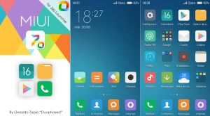 MIUI 7 for 360 Launcher by Duophased