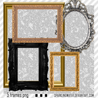 frames png by sparklingwater