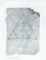 The dealthly Hallows by team-kataang