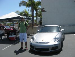 Me and The GT3 by granturismomh