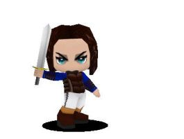 Buddy Poke Prince Of Persia by Clare-Sparda