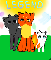 Legend- Cover by foxtain