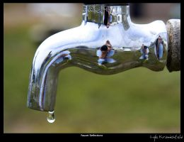 Faucet Reflections by Krannichfeld