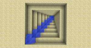Minecraft Sand Art - Illusion by Trancendency