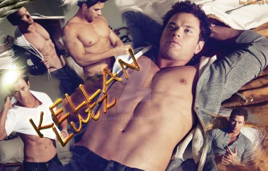 Kellan Lutz Wallpaper by Jeanny89