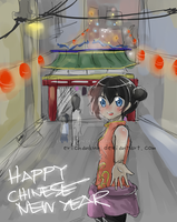 Happy Chinese New Year!!! by erichankun