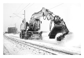 Rail Cleaning by wchild