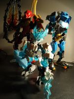 BIONICLE 2015 WINTER WAVE COLLECTION 2/5 by BioStratos
