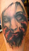 Bloody Girl by Dripe