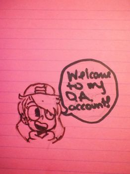 WELCOME! by iluvcats7654