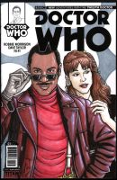 Sketch Cover- Lenny Henry as the Doctor by PaulHanley