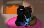 Happy Valentines day! by fluffy11cat