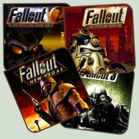Fallout YAIcon Pack by Alucryd