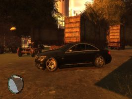 GTA IV rusted Trains by LegendaryPro115