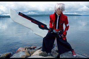 Ragna The Bloodedge - Blazblue by Elffi