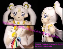 Sailor Moon - Cosmos details by wraamyth