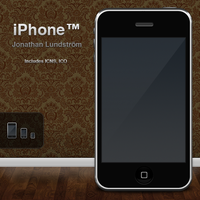iPhone icon by Plizzo