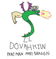 Dovahkiin by dbgtrgr