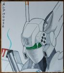 Patlabor AV-98 Ingram Alphonse by Anime-Ray