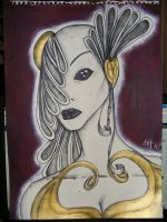 Concept - Android - The Queen by Caroline-G-Buckby