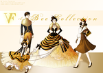 the Bee Collection by Neko-Vi