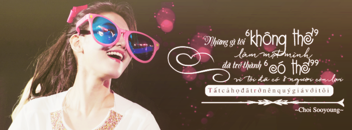 Sooyoung Quotes by Yumibabe