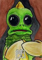 Land of the Lost - Sleestak by 10th-letter